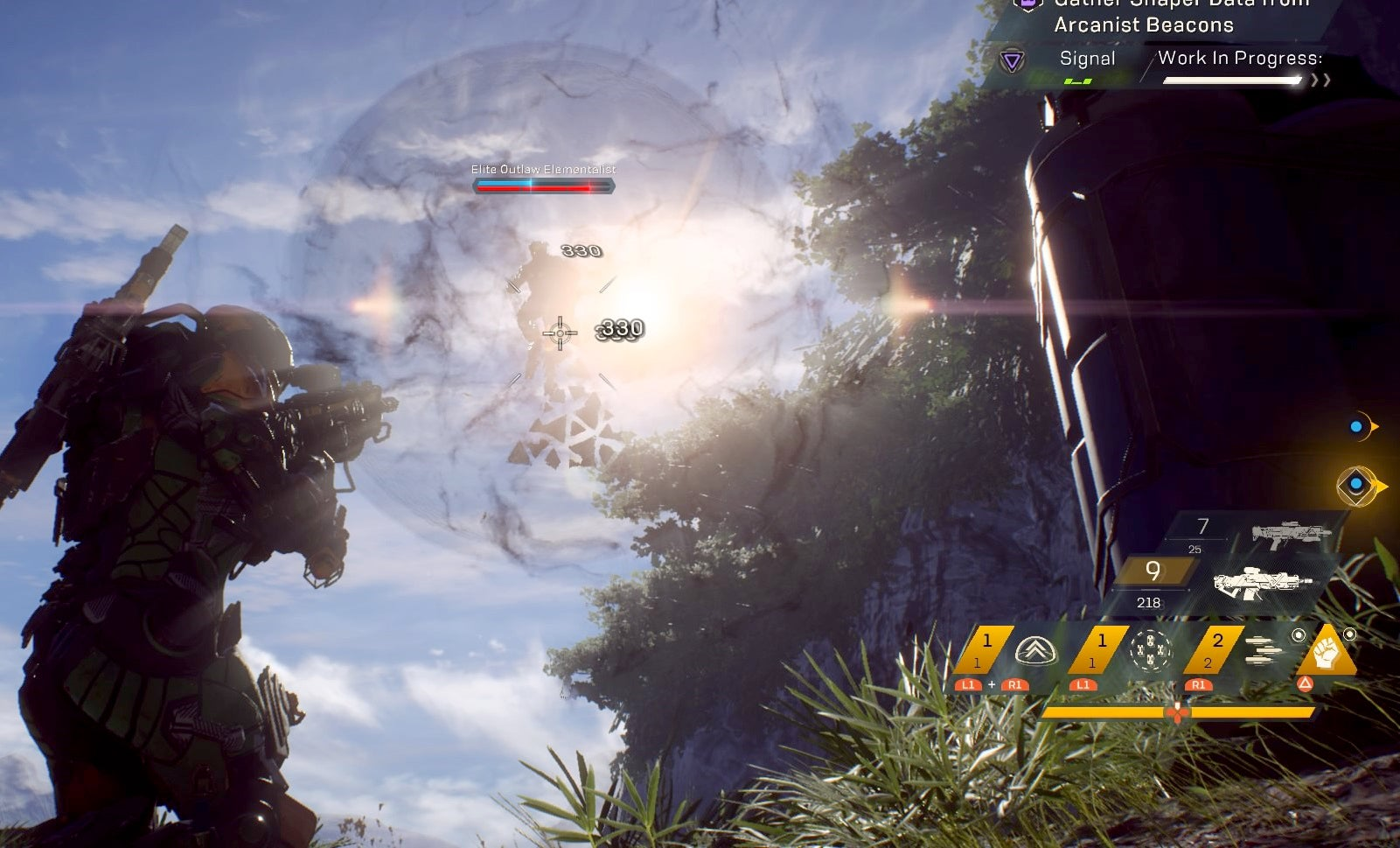 Anthem's Level-One Weapons Are Stronger Than Endgame Ones, Thanks To An Apparent Bug