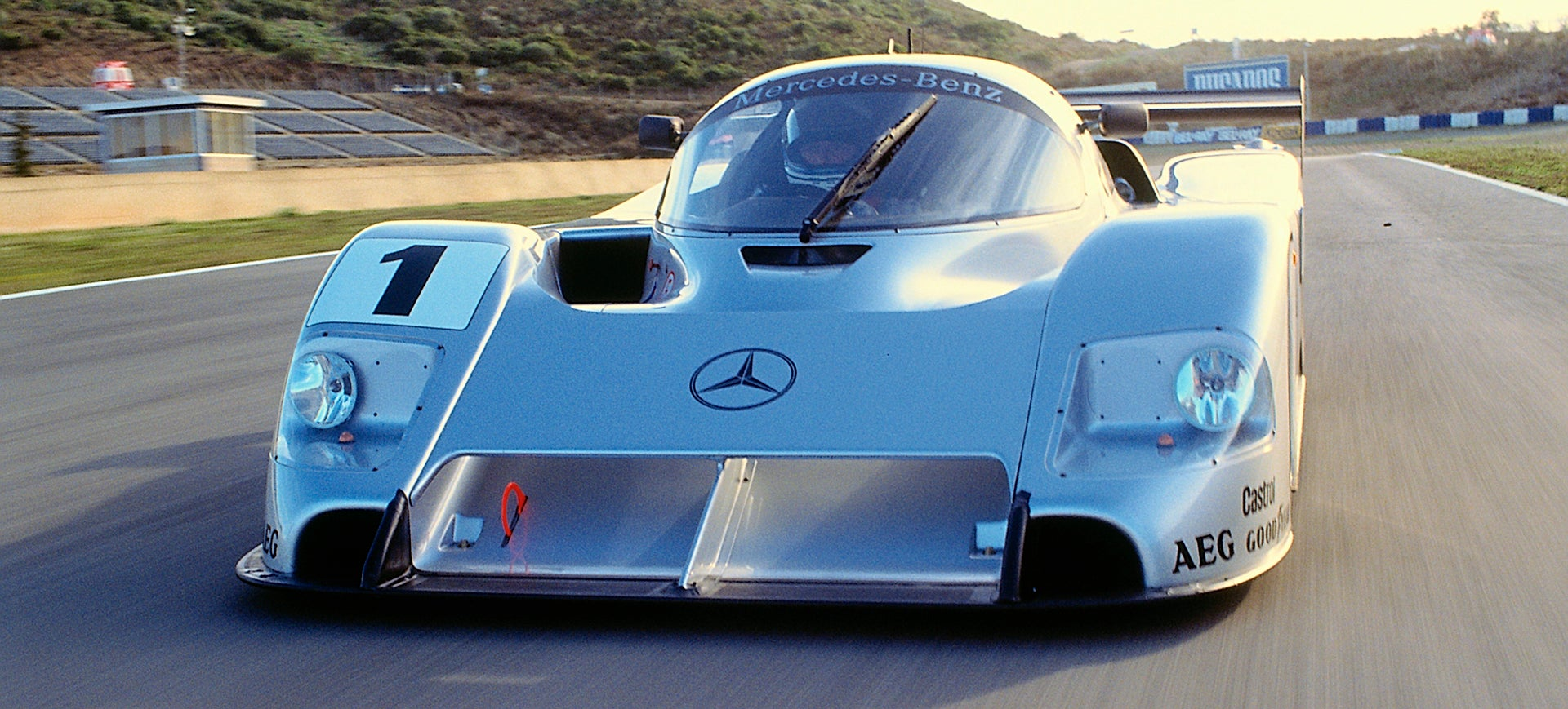 Listen To The Howl Of The Doomed Mercedes Flat-12 Engine