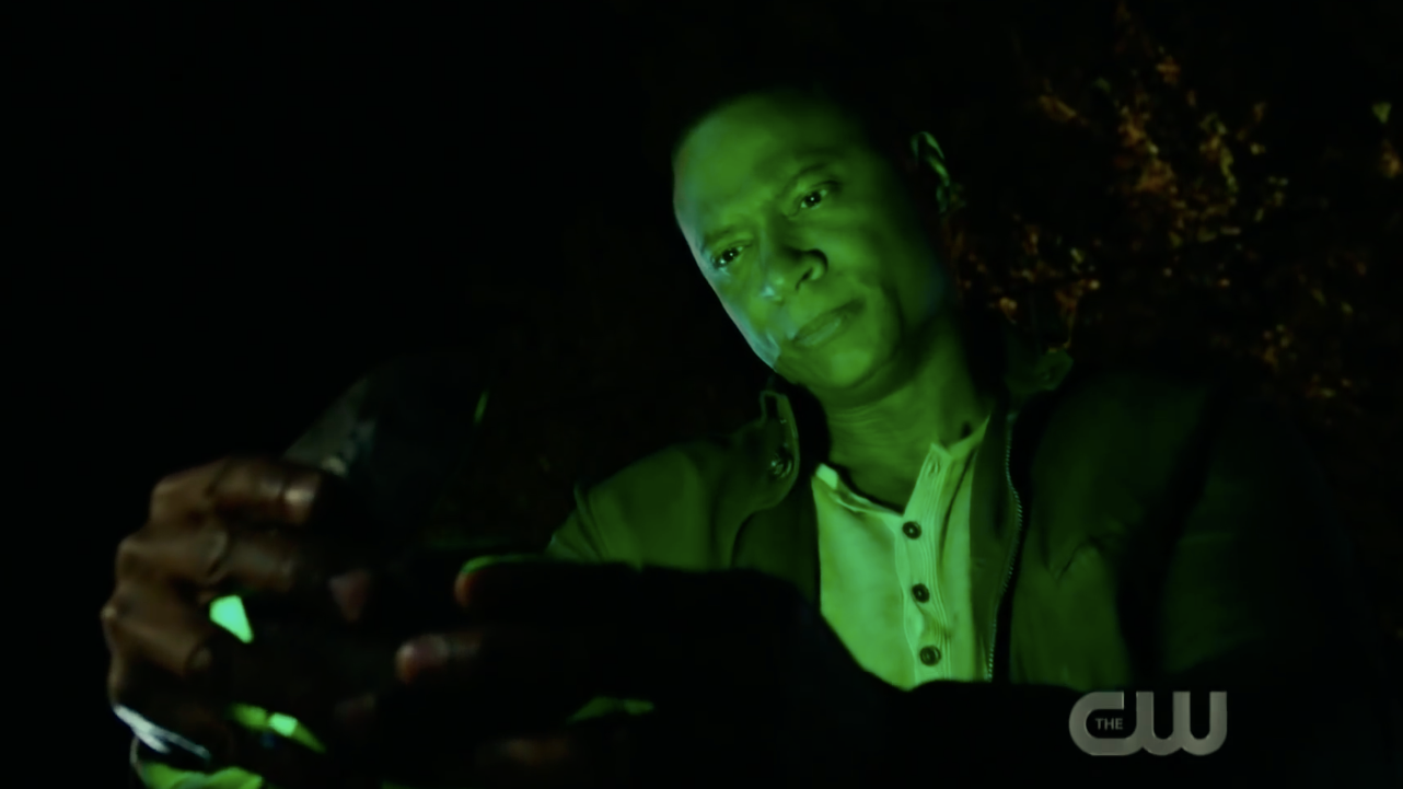 Arrow's Bright Green Tease Was About Exactly What You Thought It Was