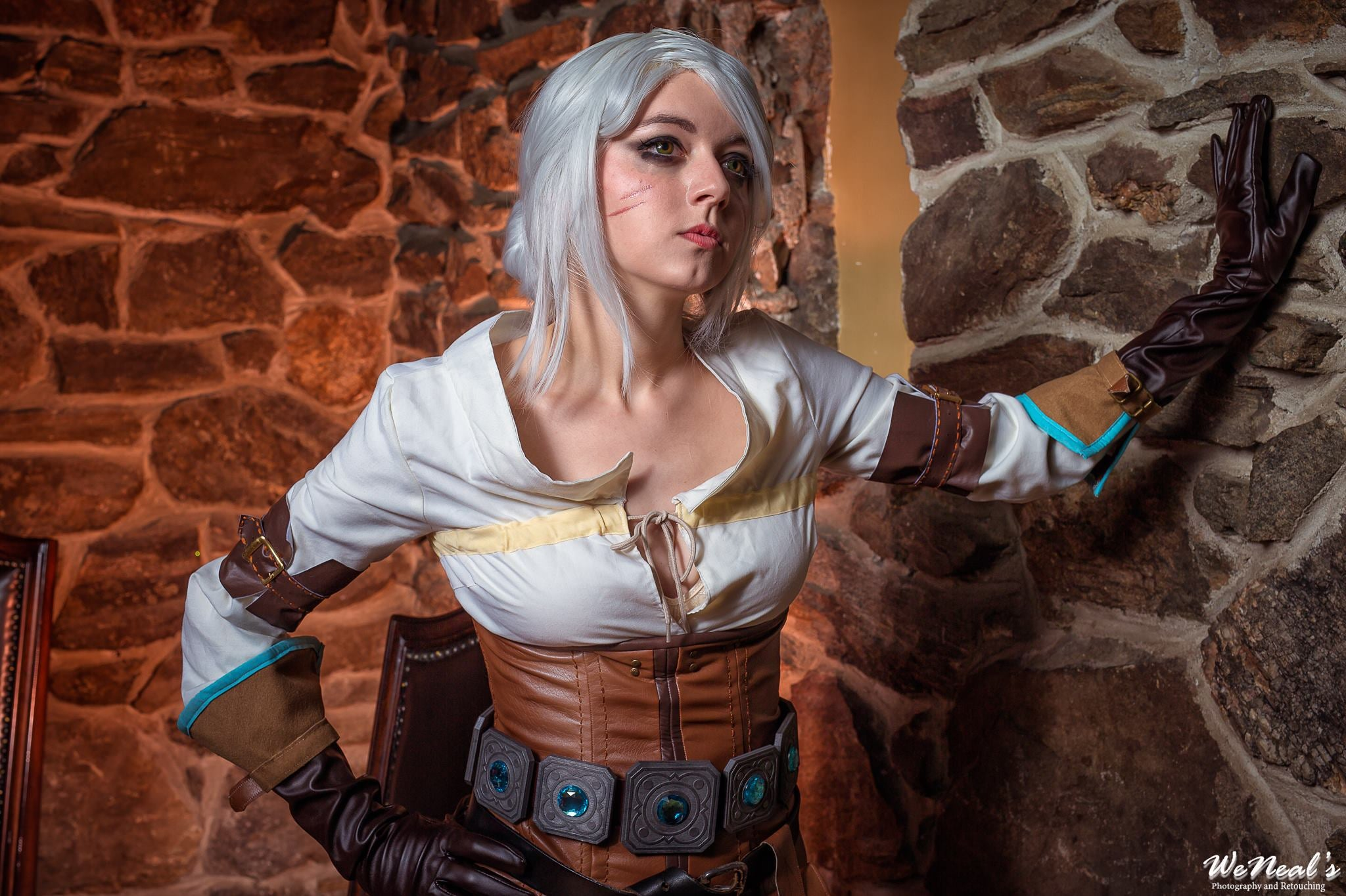 Witcher 3 Cosplay Gets The Whole Gang Back Together