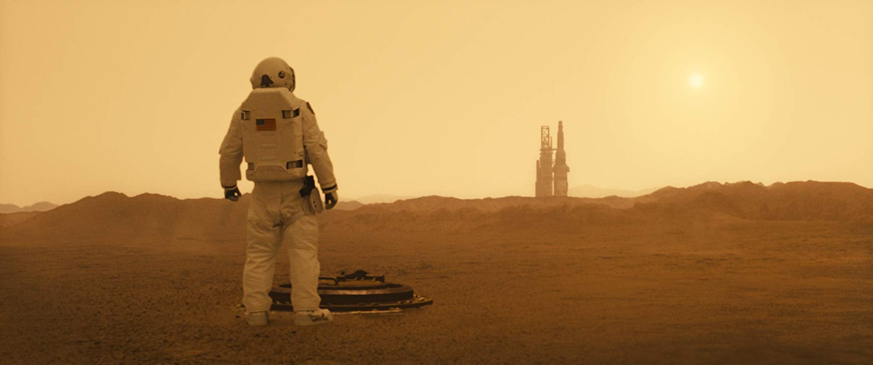 We Need More Near-Future Space Exploration Movies Like Ad Astra