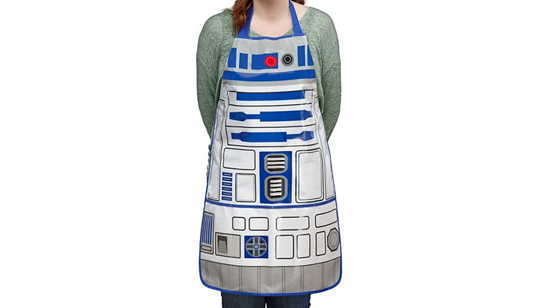 An R2-D2 BBQ Apron Really Just Sells Itself