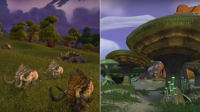 Warlords Of Draenor Is Shaping Up To Be One Giant World Of Warcraft Nostalgia Trip