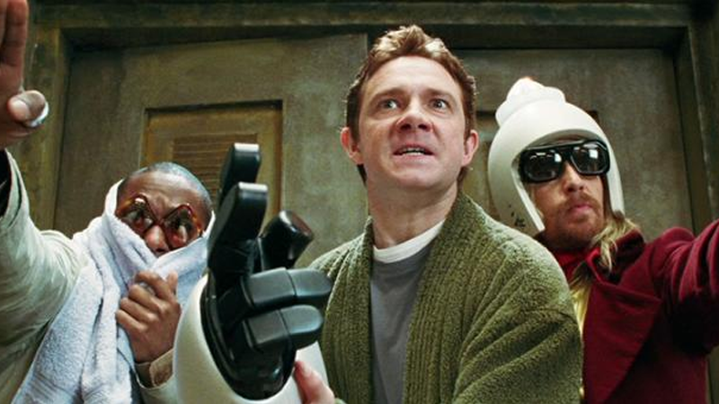 A New Hitchhiker's Guide To The Galaxy TV Show Is On The Way