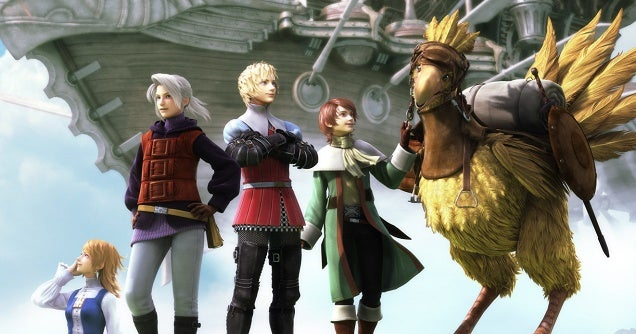 A Month-Long Race To See Who Can Finish 21 Final Fantasy Games First