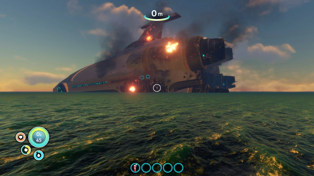 Curiosity Kills In Subnautica, But It's Hard To Stop Diving Back In