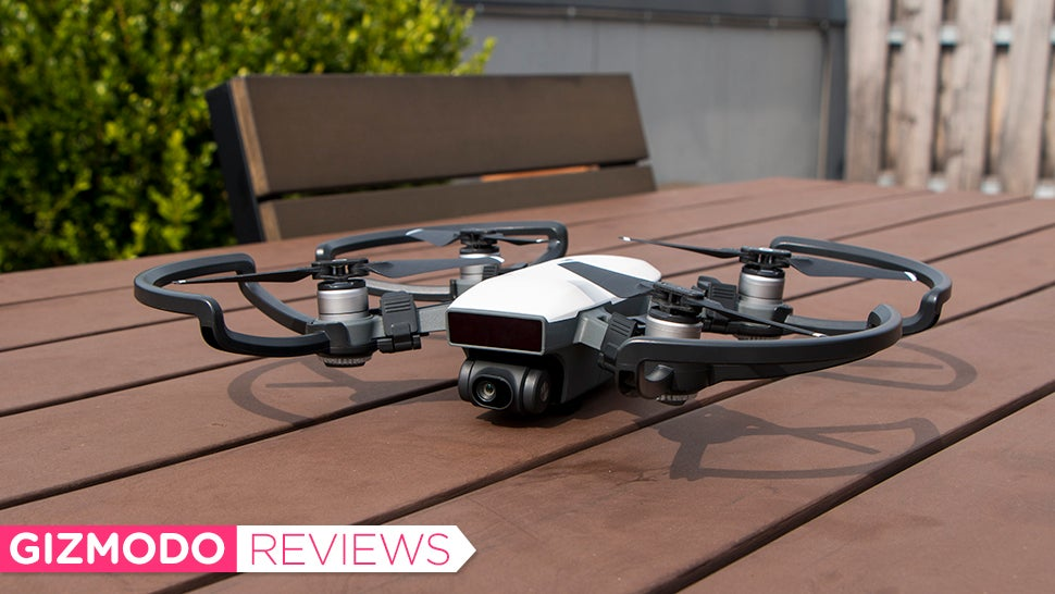 DJI Spark Drone: The Gizmodo Review