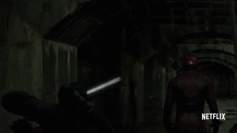It's an All-Out Ninja War in the Final Trailer for Daredevil Season Two