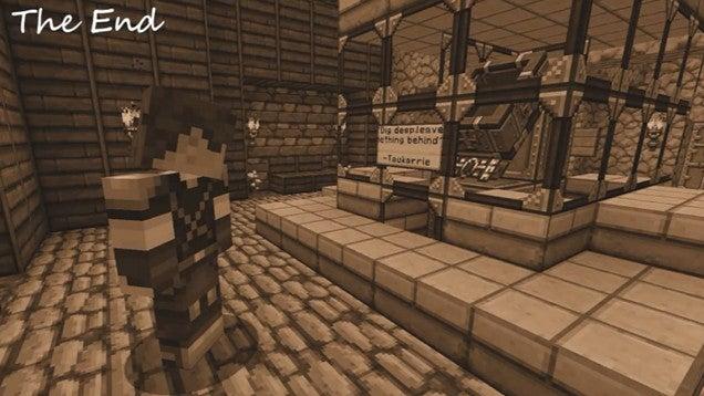 Saying Goodbye to a Three-Year-Old Minecraft World
