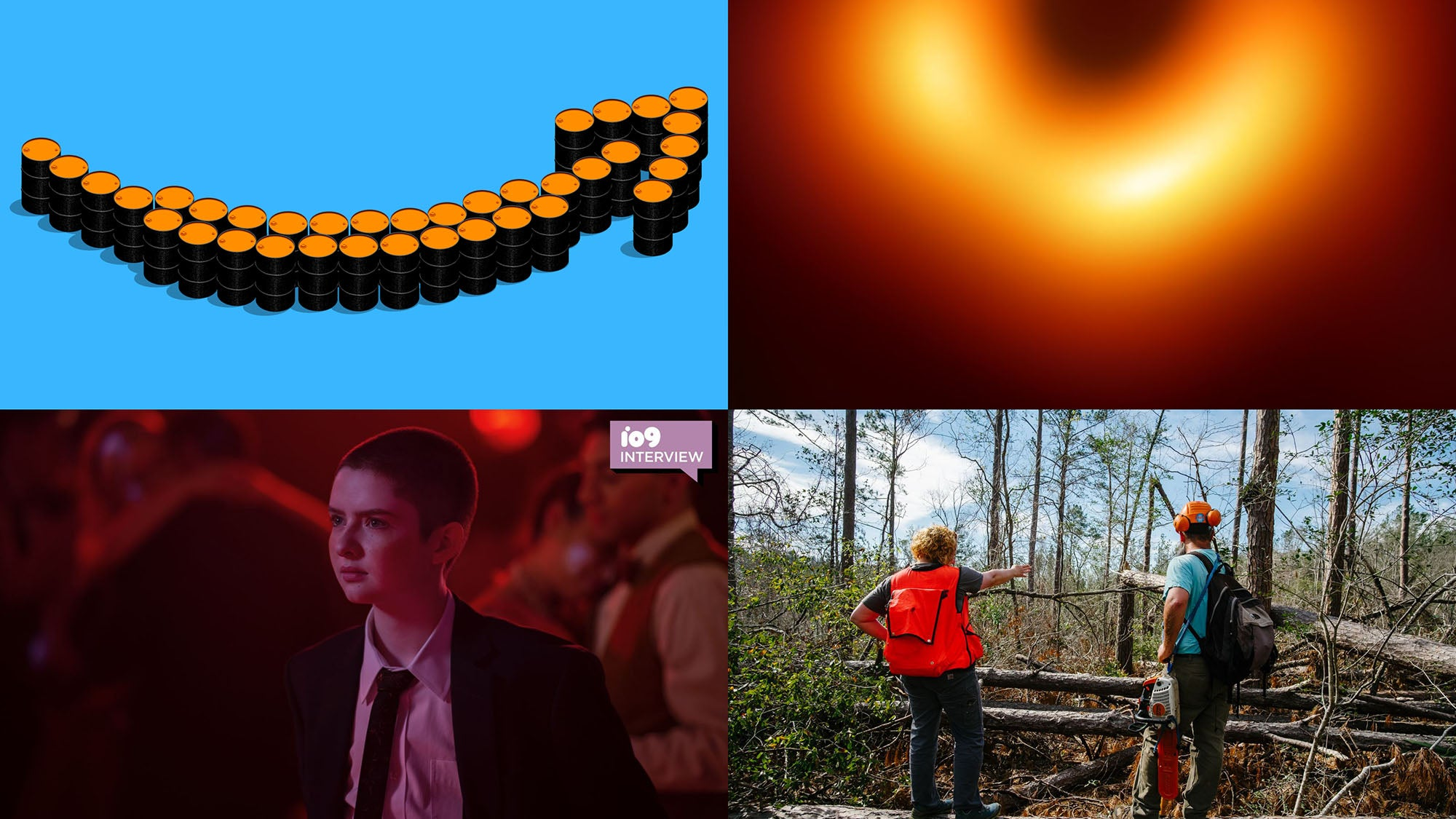 Amazon's Oil Addiction, Black Holes, And Tiny Ancient Humans: Best Gizmodo Stories Of The Week
