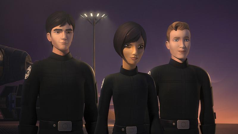 Star Wars RebelsShould Have Left Wedge Antilles Alone
