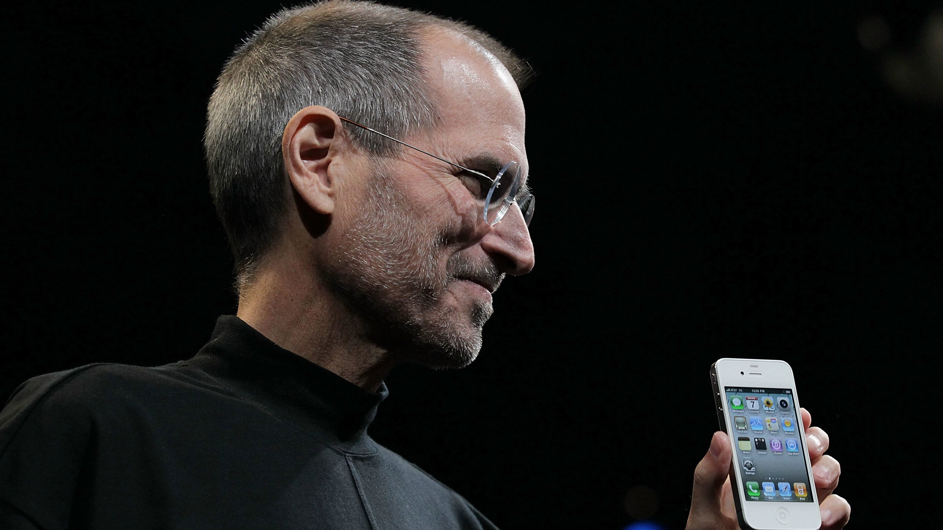 Did Steve Jobs Harass Spotify's CEO With Weird, Breathy Phone Calls?