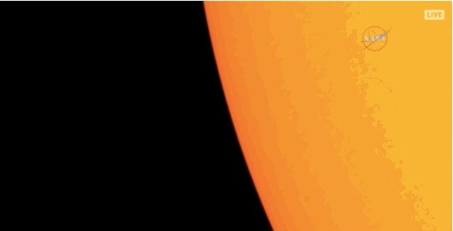 Watch Live as Mercury Crosses the Sun