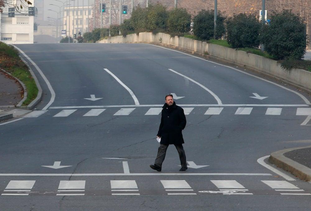 Milan Bans Cars to Combat Horrible Smog