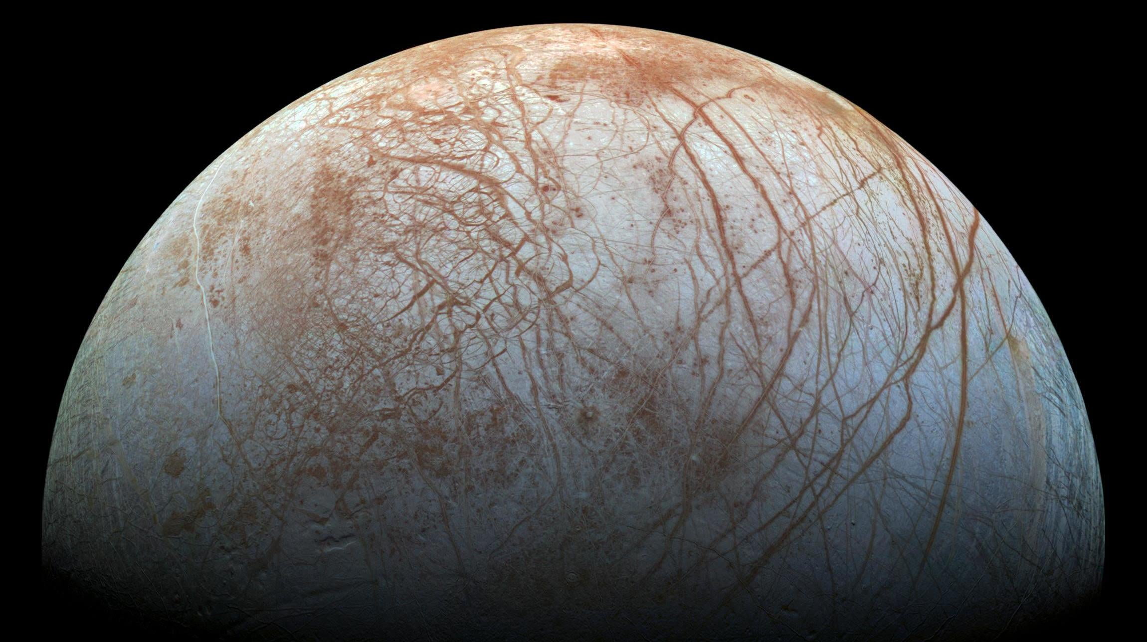 Evidence Mounts For Gigantic Water Plumes On Jupiter's Moon Europa