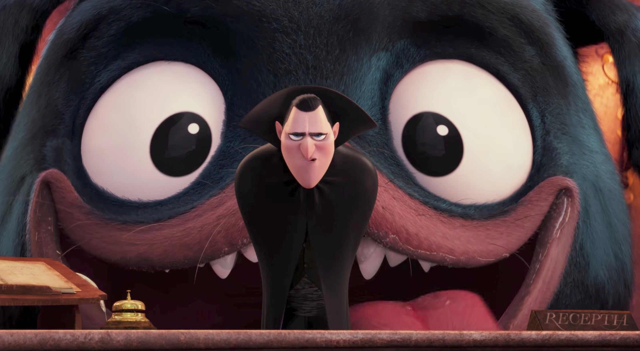In Hotel Transylvania 3, The Monsters Go On Vacation, Because Of Course They Do