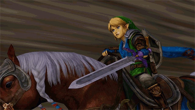 Hyrule Warriors Victory Poses Make for Some Awesome Gifs