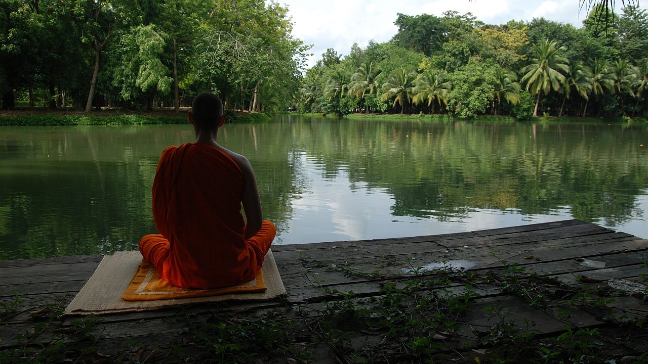 'Meditation Isn't Clearing The Mind; It's Focusing On One Thing'