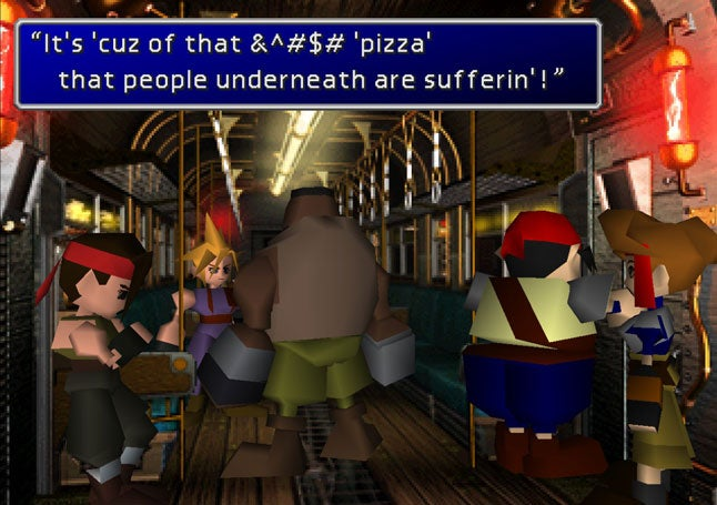 What Made Final Fantasy VII Special