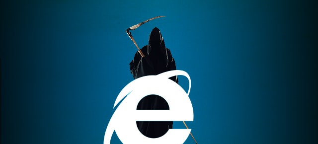 Never Forget That Internet Explorer Is Boundless And Will Outlive Us All