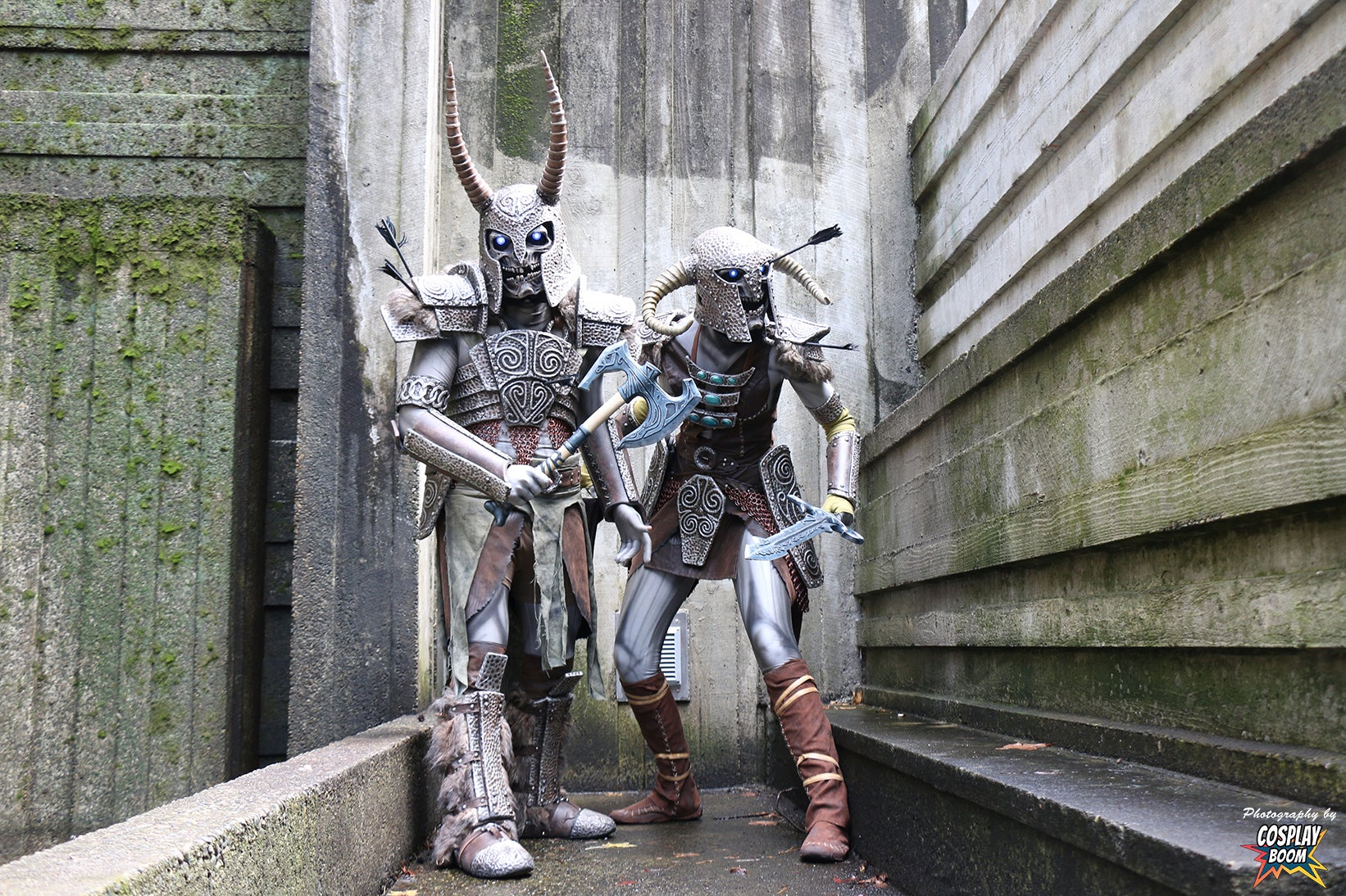 The Coolest Cosplay from Geek Girl Con