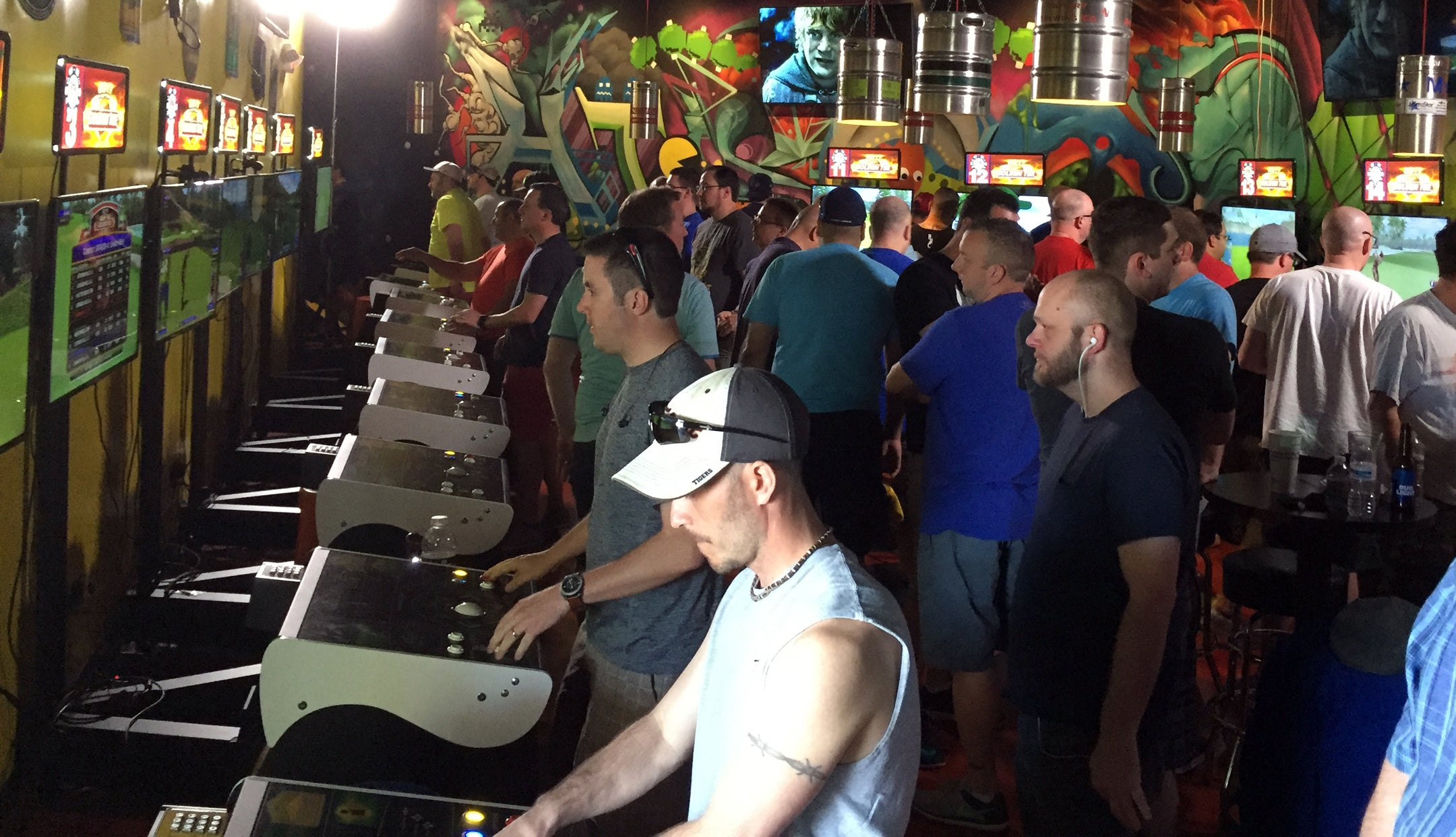 Golden Tee World Champion Claims $13,400 Prize, Good For 234th Place On PGA Tour