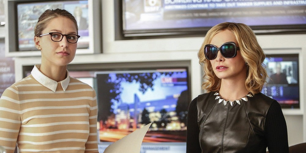 The Supergirl Season Two Premiere Is Why Superhero Shows Exist