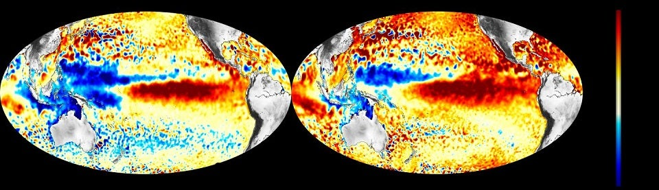 El Niño Opens Up a Bridge for Bacteria to Travel Between Continents