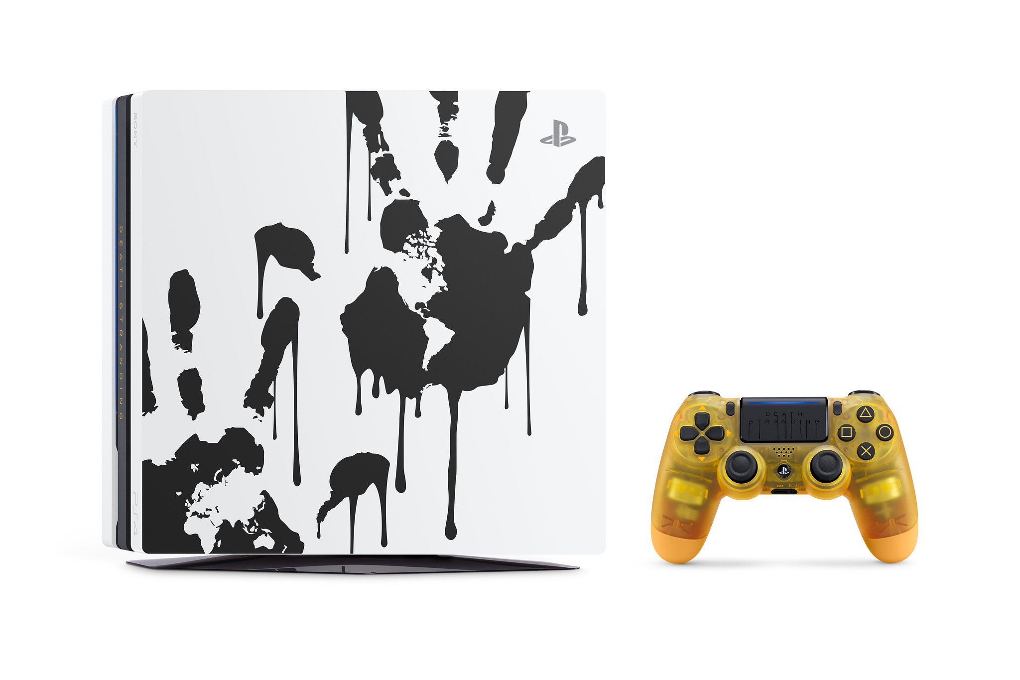 New Death Stranding PS4 Has A Controller Based On The Weird Baby
