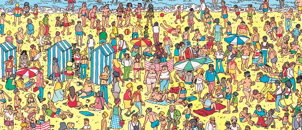 Seth Rogen and Evan Goldberg Could Be Making a Time-Travelling Where's Waldo? Movie