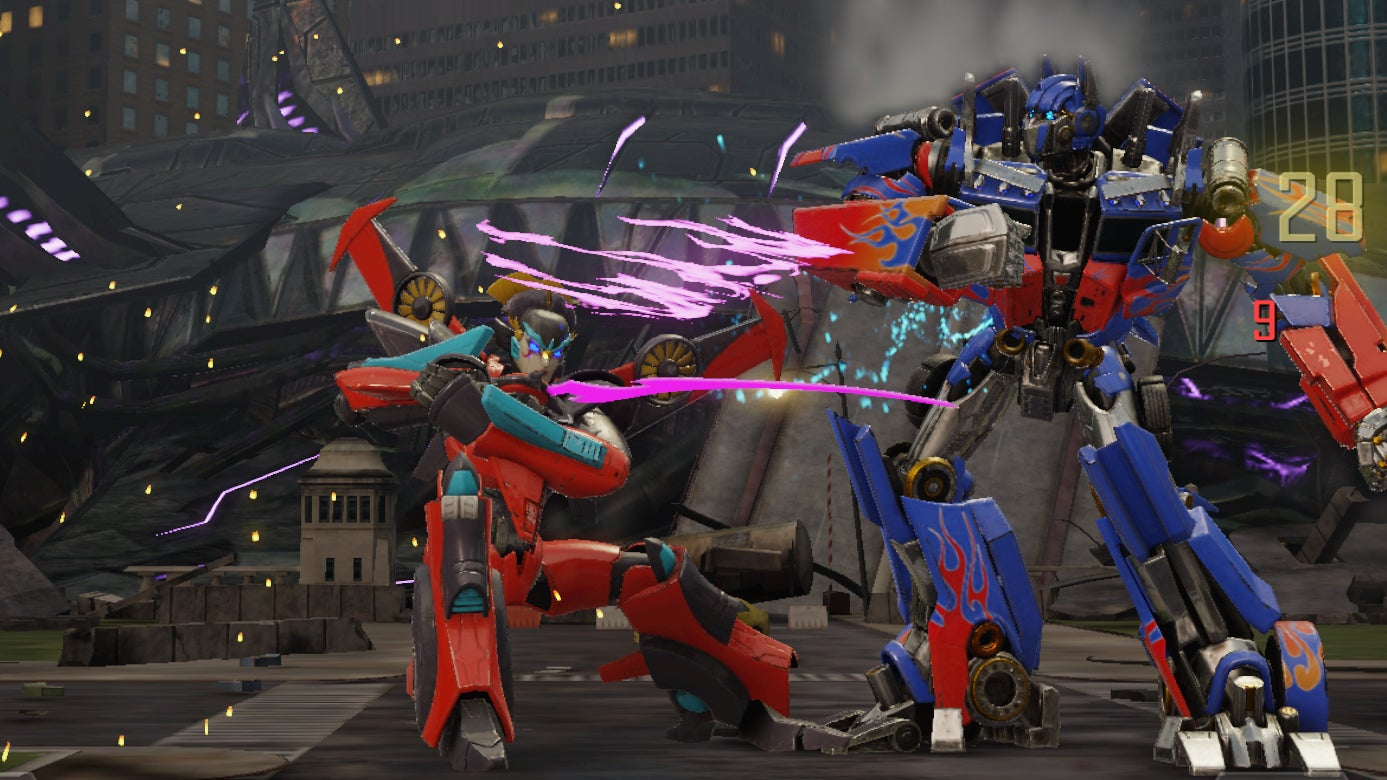 Transformers: Forged To Fight Is Too Complex For Its Own Good