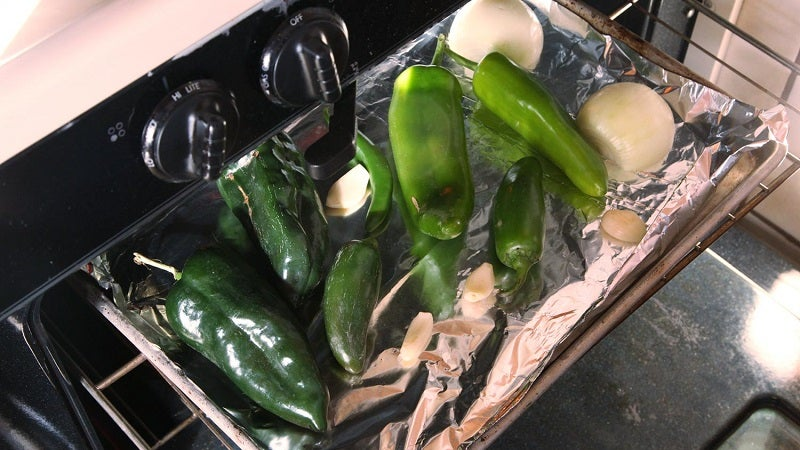 Three Ways To Char Vegetables For Tastier Salsas
