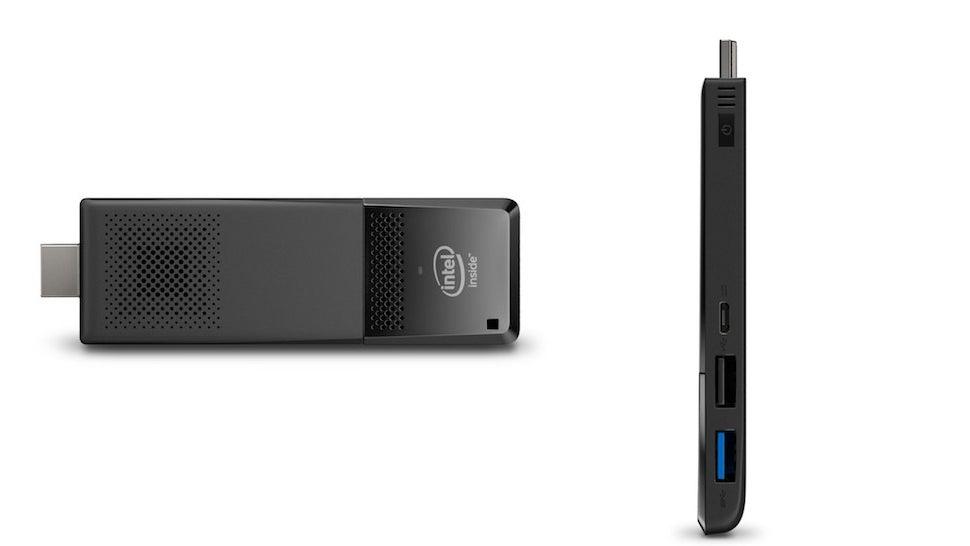 PC Stick Showdown: Intel Compute Stick vs Google Chromebit
