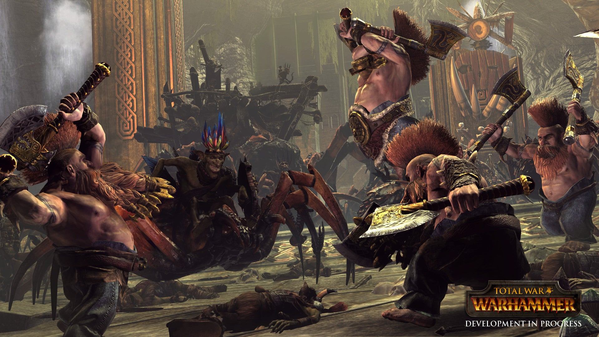 There Are Far Too Many Warhammer Games