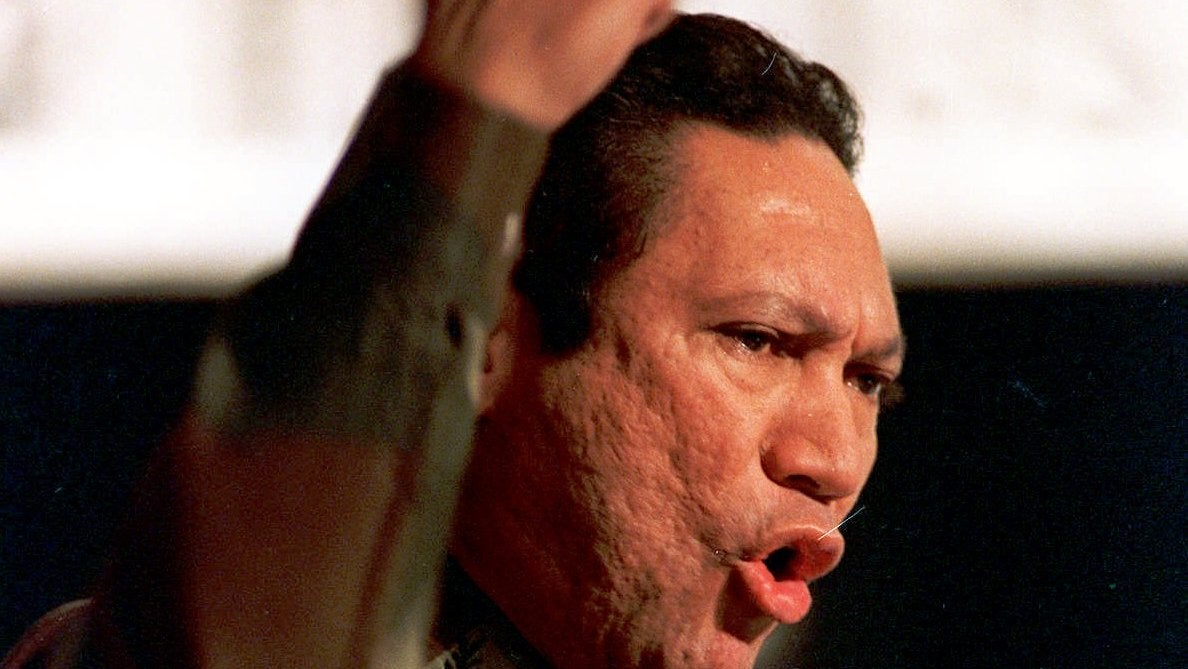 Judge Dismisses Ex-Dictator Manuel Noriega's Call of Duty Lawsuit