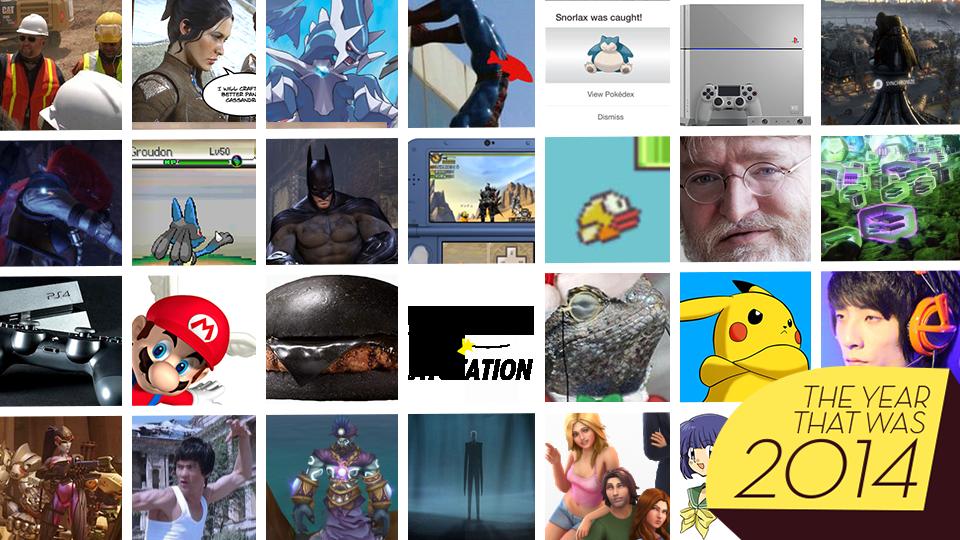 Kotaku's 100 Most Popular Posts Of 2014*