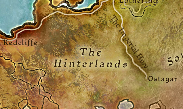 PSA: If You're Playing Dragon Age, Leave The Hinterlands