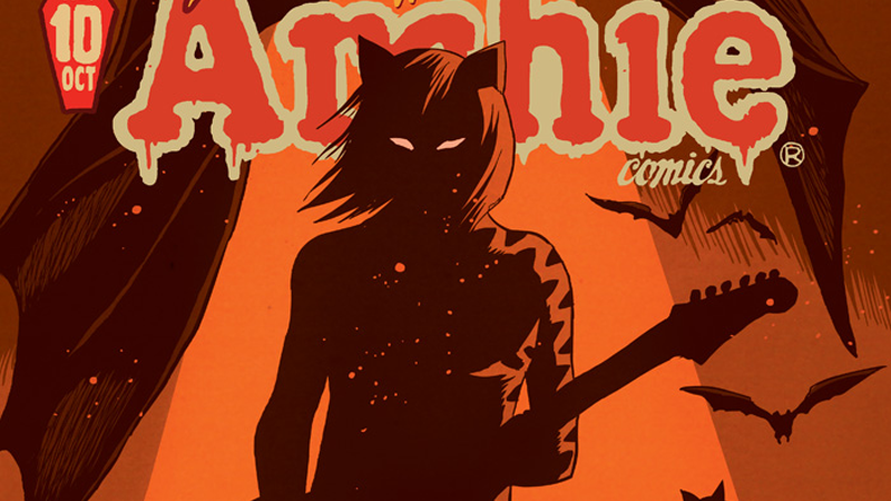 Find Out What The Hell's Going On With Josie And The Pussycats In Afterlife With Archie