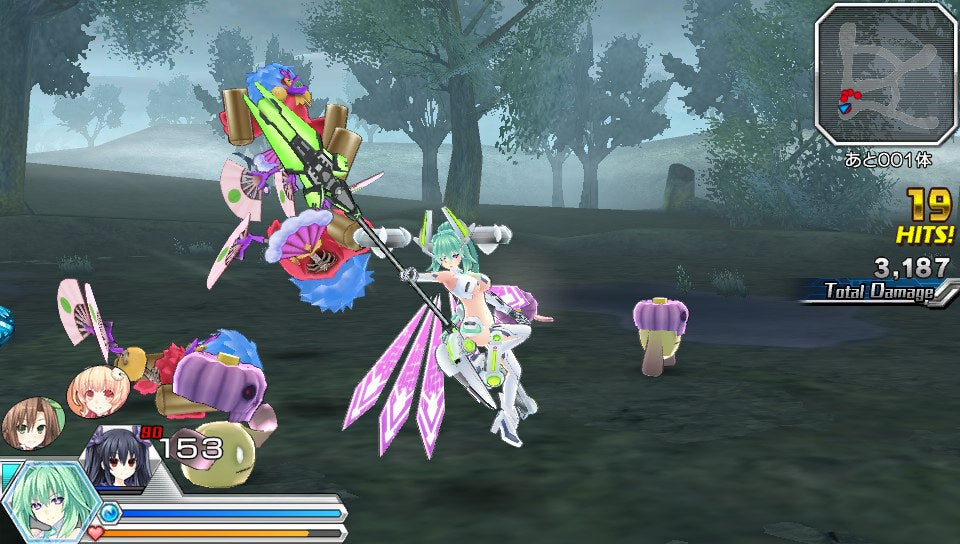 The New Neptunia Is a Love Letter to All things Zombie
