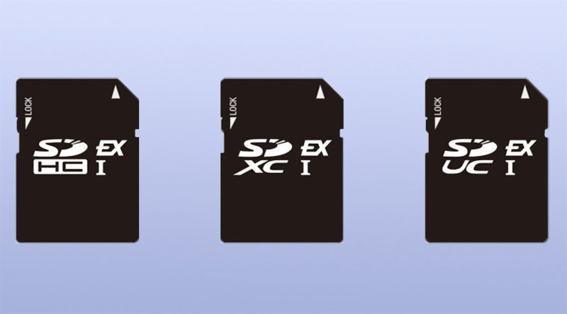 New Spec Gives SD Cards A Massive Boost In Speed