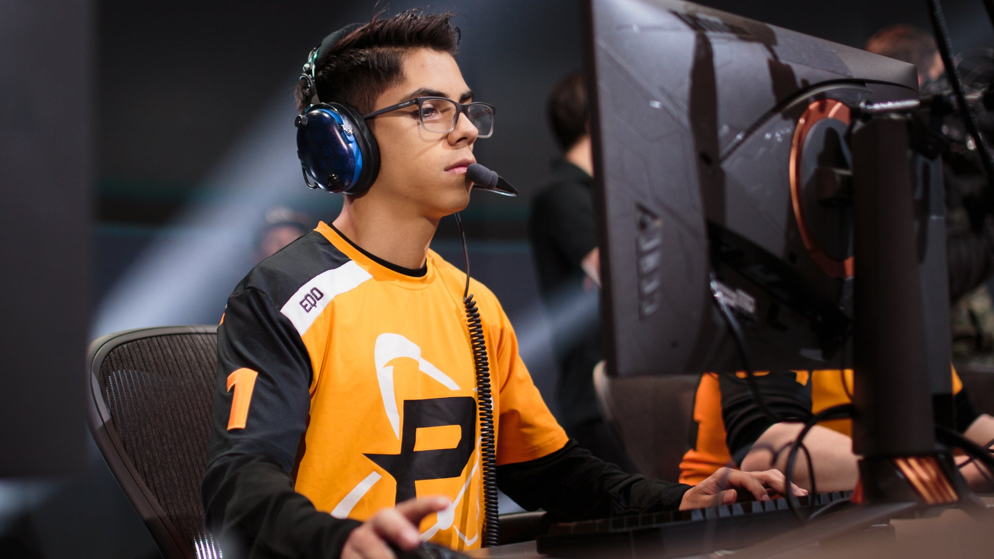 Overwatch League's Eqo Faces Punishment After Making Slant-Eye Gesture On Stream