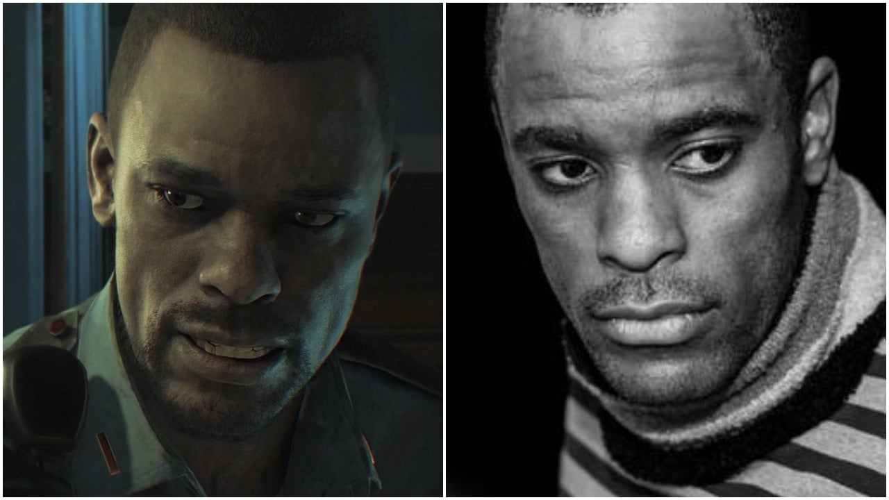 The Faces Behind Resident Evil 2 S Remake Characters