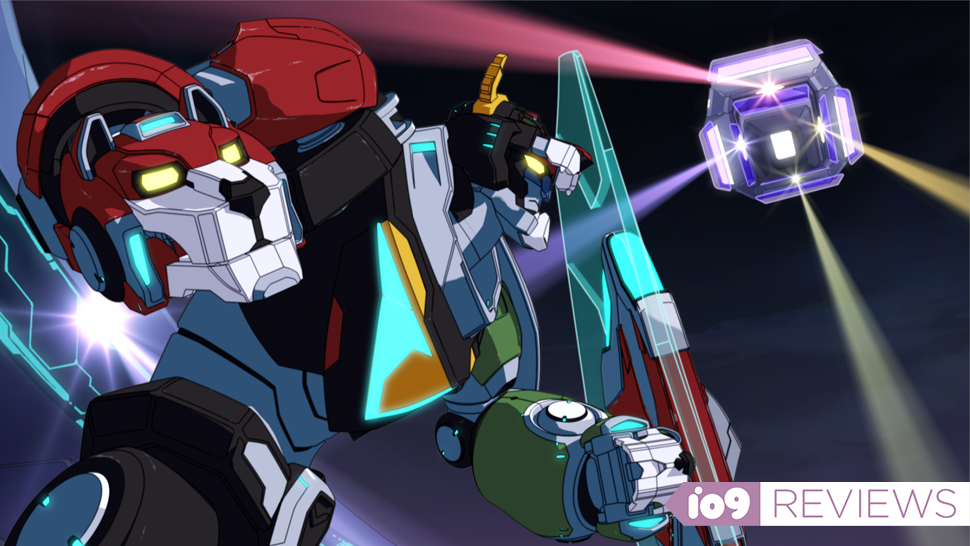 Even At Its Most Frustrating, Voltron: Legendary DefenderCan Still Deliver A Great Story