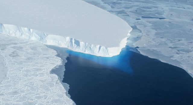 The Antarctic Ice Sheet Has Started To Collapse And Nothing Can Stop It
