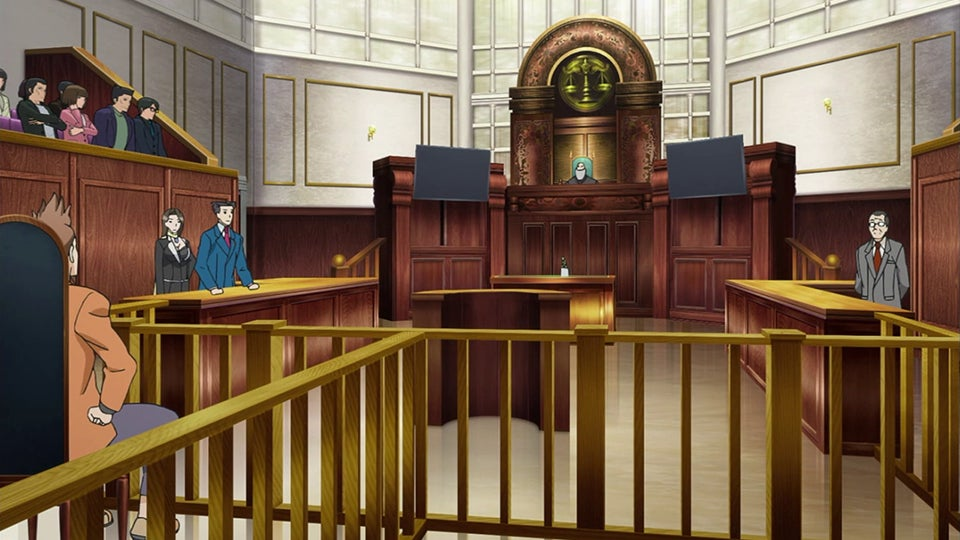 Ace Attorney's First Episode is a Cheap-Looking But Loyal Adaptation