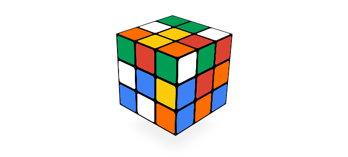 Celebrate 40 Years of the Rubik's Cube By Playing Google's Doodle