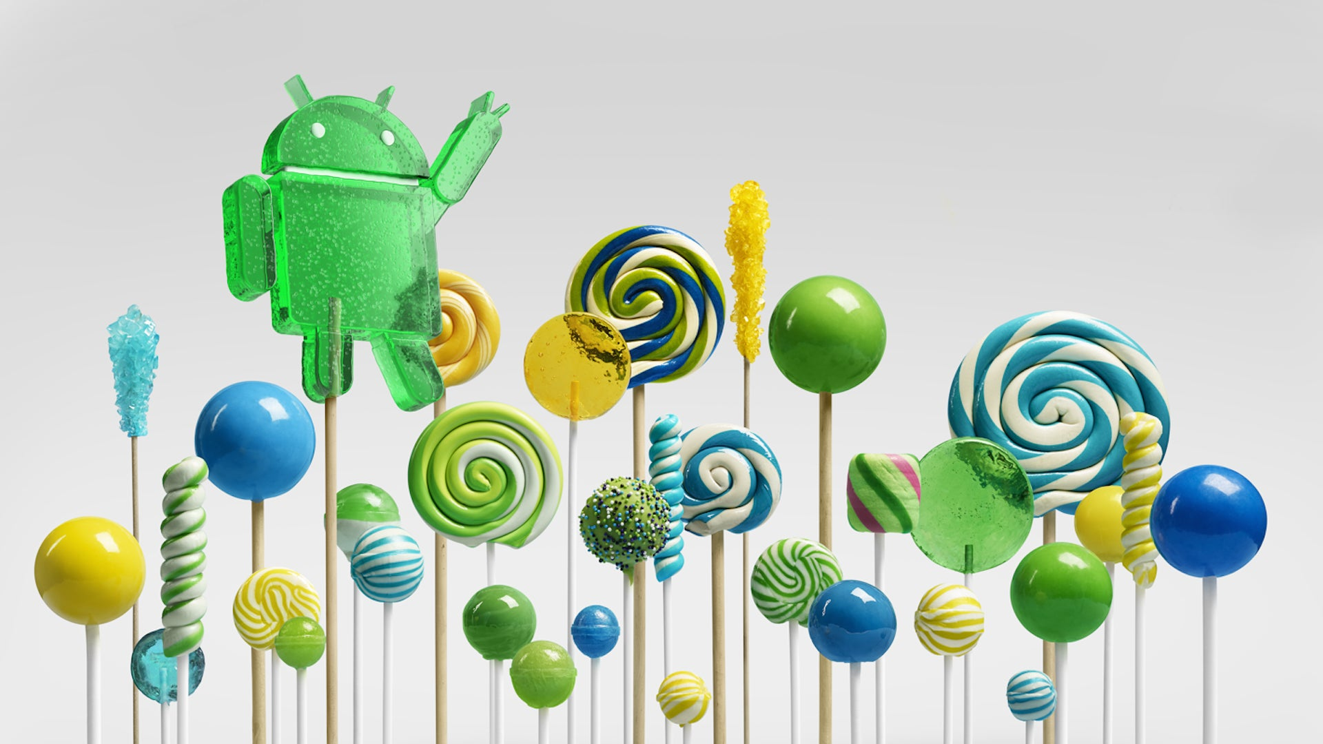 Weekly Wallpaper: Celebrate Android L With These Lollipop Wallpapers