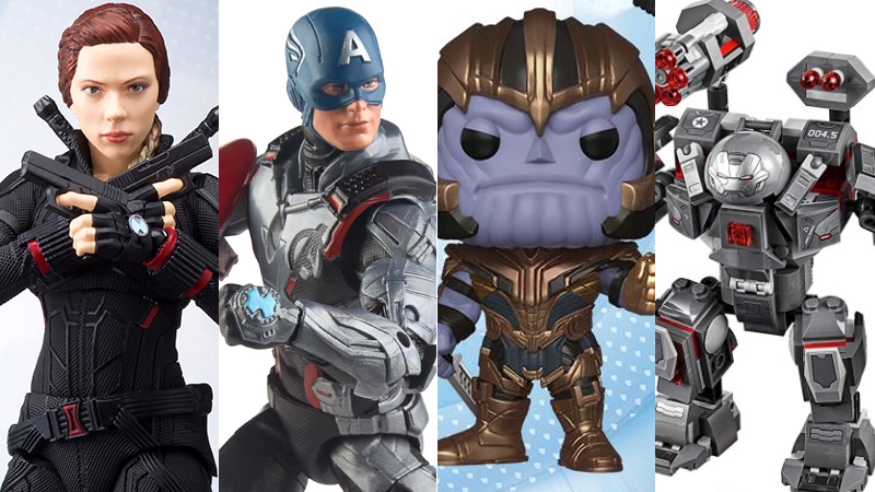 Here's All The New Avengers: Endgame Toys That Tell You Absolutely Nothing About Avengers: Endgame