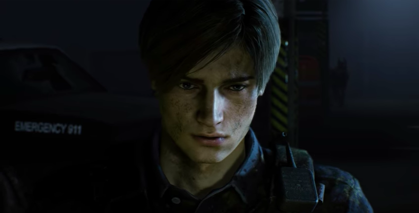In The Resident Evil 2 Remake, Leon's Backstory Has Been Cleaned Up