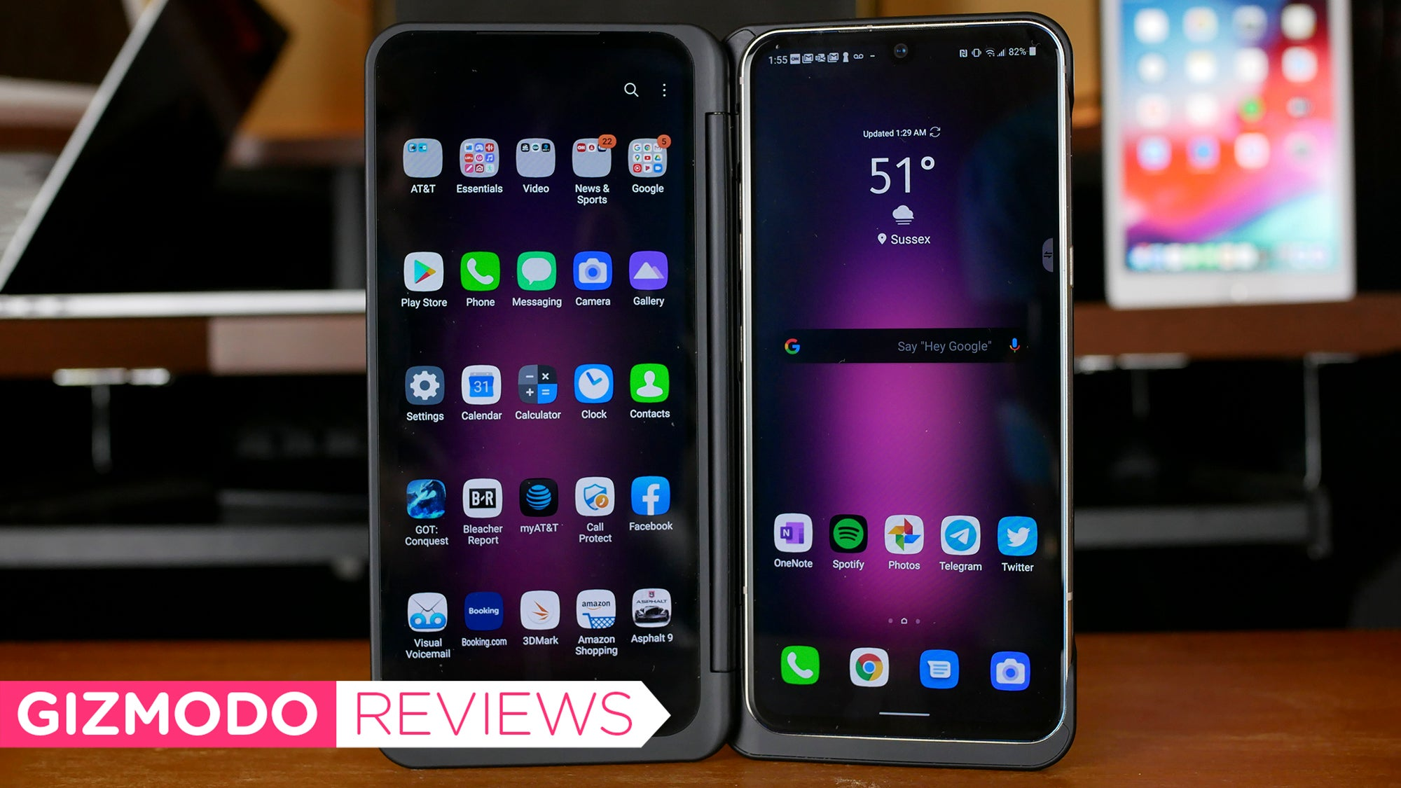 LG's Dual Screen V60 Is So Charming, I Don't Mind Its Flaws
